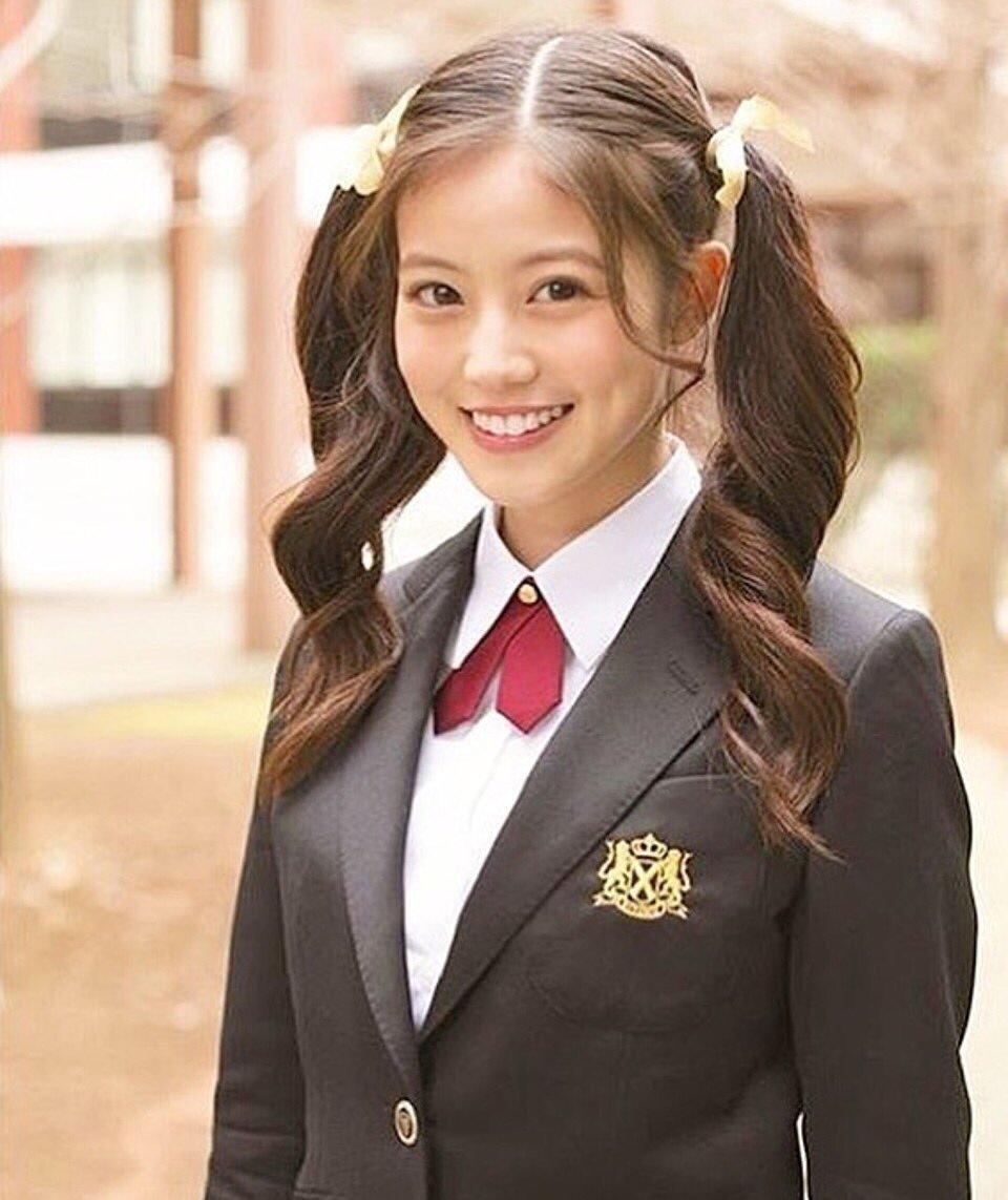 今田美桜の衣装。ブランド