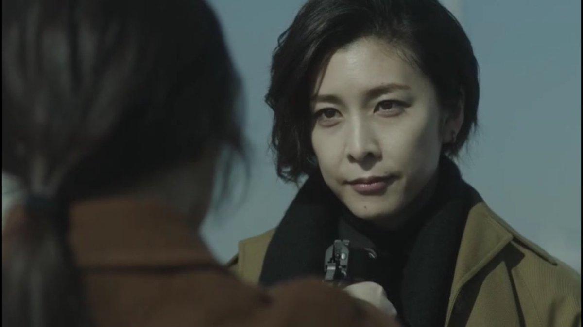 竹内結子の衣装「シャーロック」「アライフ」・CM「サッポロ一番」