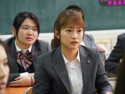 川栄李奈の髪型