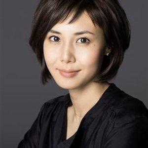 松嶋菜々子の髪型
