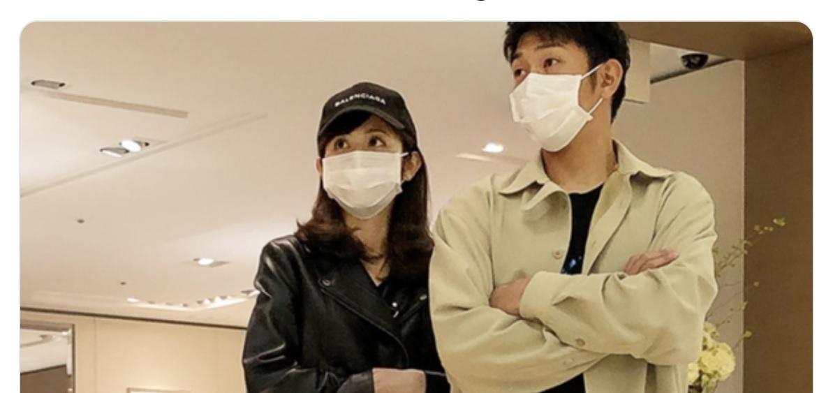 久慈暁子アナの彼氏は原樹理