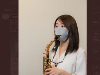 管楽器専用マスクは本当に使えるのか